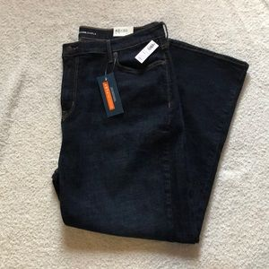 """Old Navy 42x30 """"Built in Flex"""" loose Jeans NWT!"""